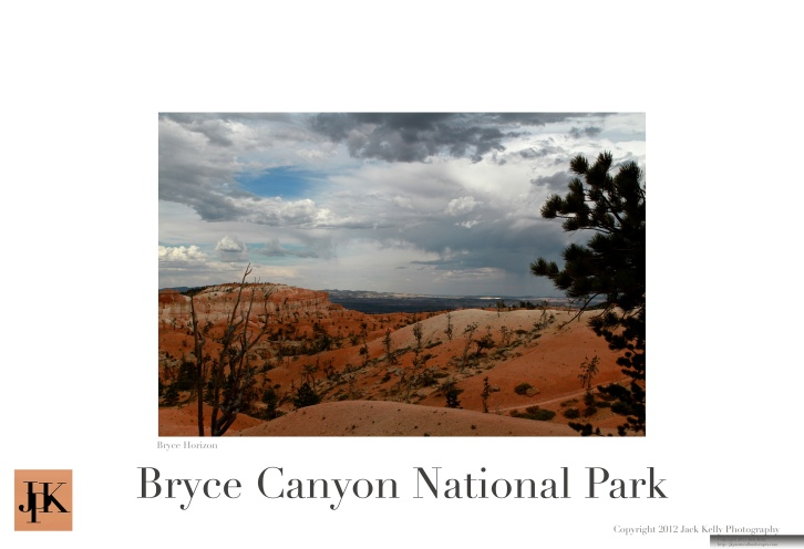Bryce Canyon 13 x 19 poster 5