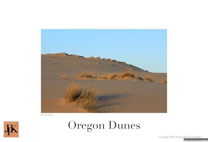 Oregon Dunes 13 x 19 poster 10