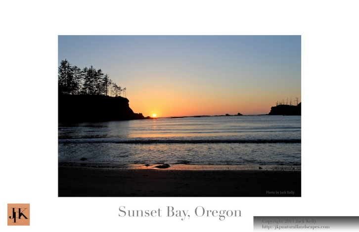 Sunset Bay 11x17 Poster 4